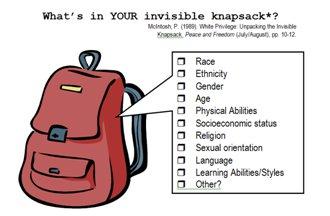 privilege-knapsack