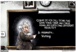 voting-addiction-insanity-einstein
