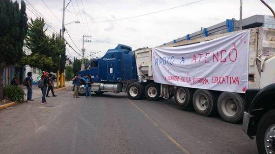 chapingo-mexico-strike-blockade